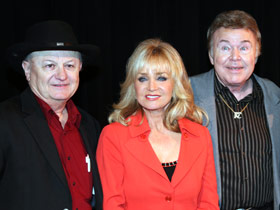 The Country Music Hall of Fame's class of 2009: Charlie McCoy, Barbara Mandrell and Roy Clark