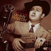 Jimmy Martin, the King of Bluegrass