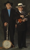 Sonny and Bobby Osborne in their later years. (Image from Opry.com)